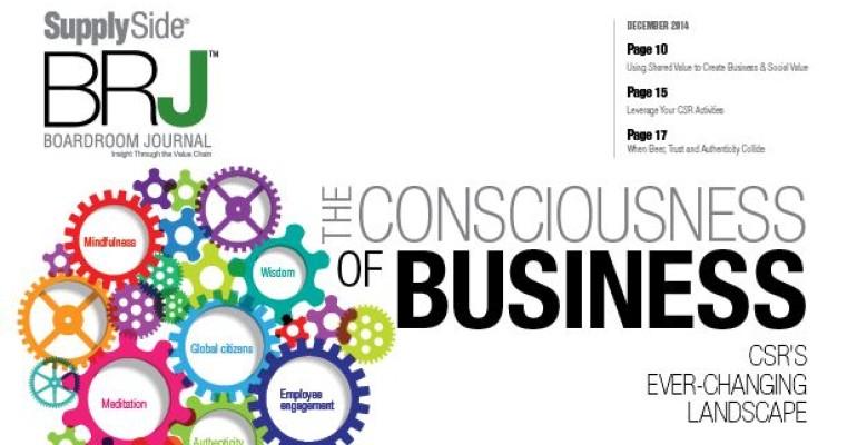 BRJ Consciouness of Business Infographics