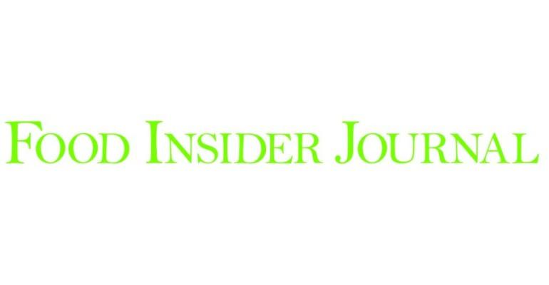 Food INSIDER Journal