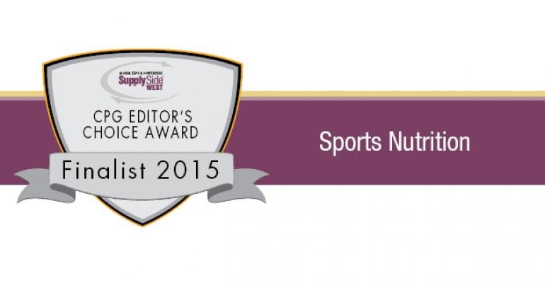 SupplySide Editor's Choice Awards Finalists in Sports Nutrition