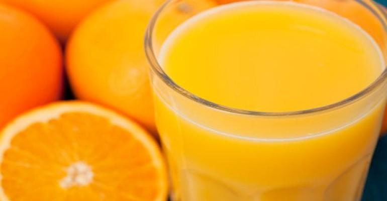 Drinking Flavonoid-Rich Orange Juice Boosts Brain Health