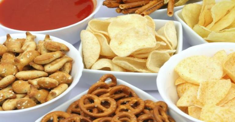 The Evolution of a Snacking Nation