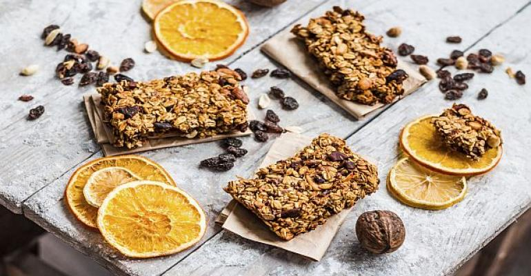 clean label snack bars
