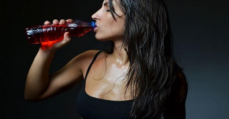 post exercise sports drinks