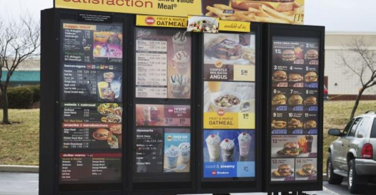 FDA Delays Mandatory Calorie Counts on Menus Until 2016
