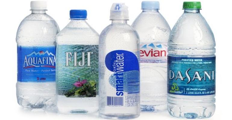 U.S. Bottled Water Sales Soar to $15 Billion