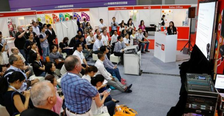 Vitafoods Asia Gathers Nutrition Industry in Hong Kong