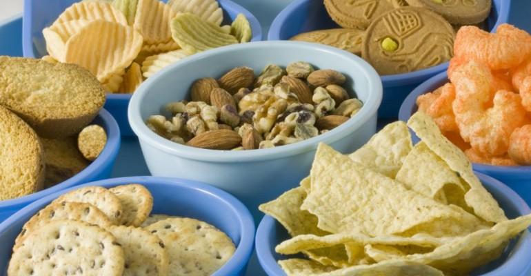 Global Savory Snacks Market to Reach $138 Billion by 2020