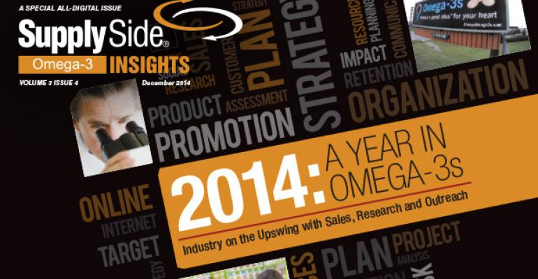 Omega-3 Insights Magazine: 2014 in Review