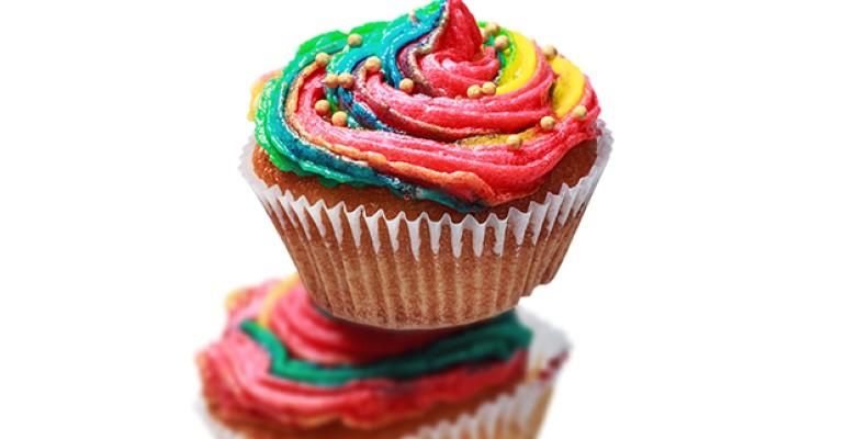 Colors Formulations Cupcakes