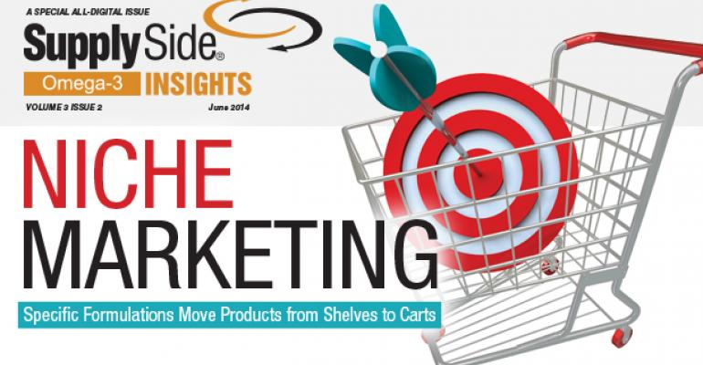 Omega-3 Insights Magazine: Niche Marketing