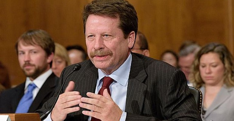 Dr. Robert Califf at Senate HELP confirmation hearing