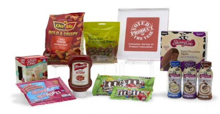8 Food, Beverage Brands Among 2016 Product of the Year Winners