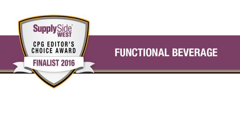 ECA Functional Beverage Finalists