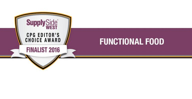 2016 ECA Functional Food Finalists