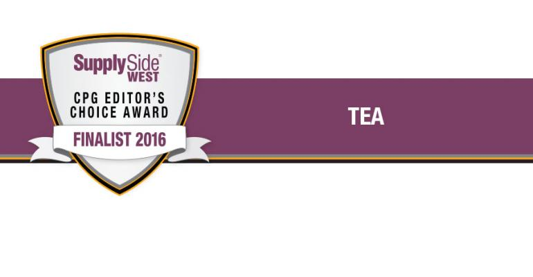 Image Gallery: Tea Finalists for 2016 SupplySide CPG Editor's Choice Award