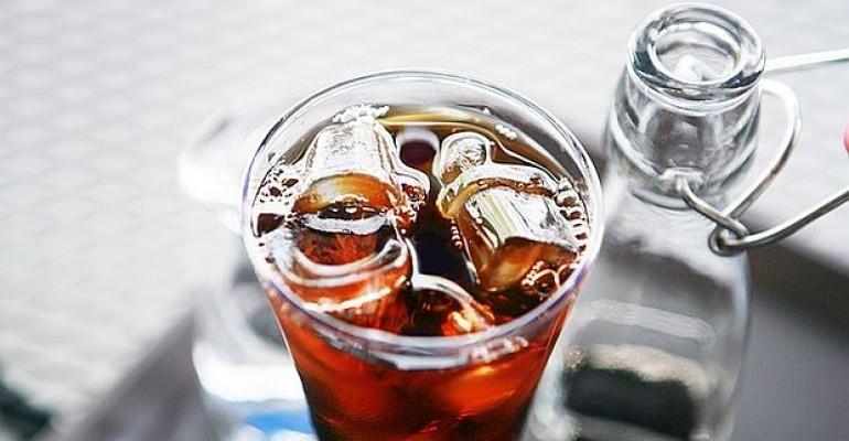 Iced tea_vascular health