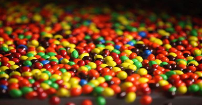 Mars Will Remove All Artificial Colors from Food Portfolio