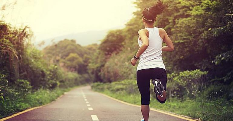 sports nutrition - running