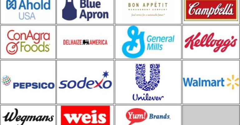 15 U.S. Companies Pledge 50% Reduction in Food Loss, Waste