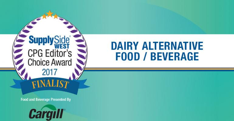 ECA 2017 Dairy Alternative Finalists