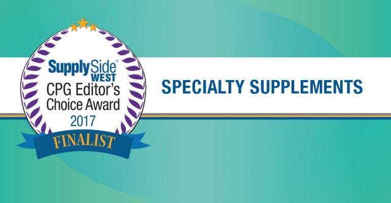 2017 ECA Finalists: Specialty Supplement