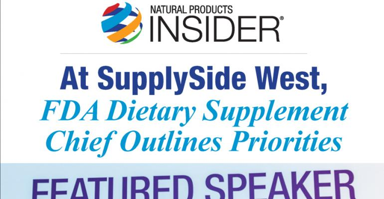 Steven Tave SupplySide West infographic