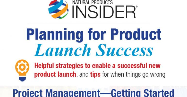 Infographic Planning for Product Launch Success