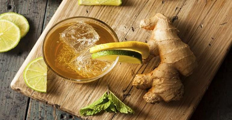 ginger, beet drinks, sea salt, new food ingredients