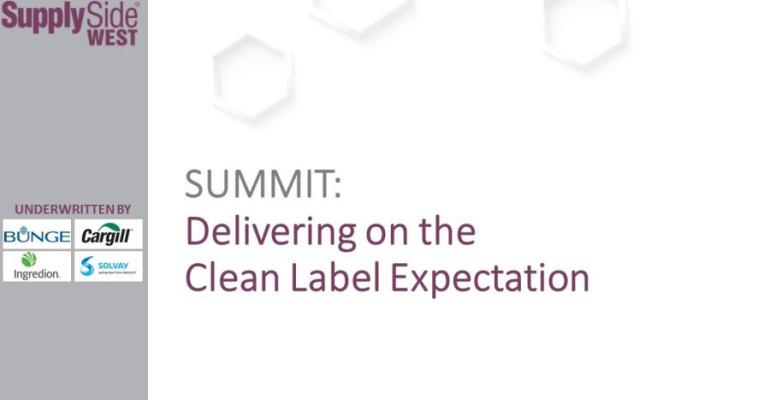 Clean Label Summit Feature image