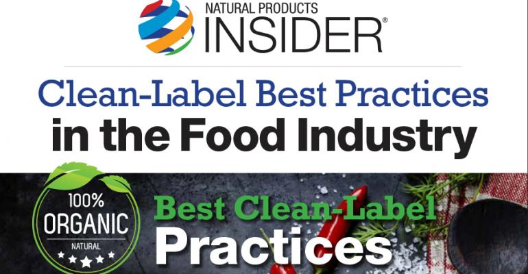 Infographic: Clean-Label Best Practices in Food Industry