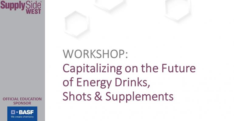 Capitalizing on the Future of Energy Drinks, Shots and Supplements