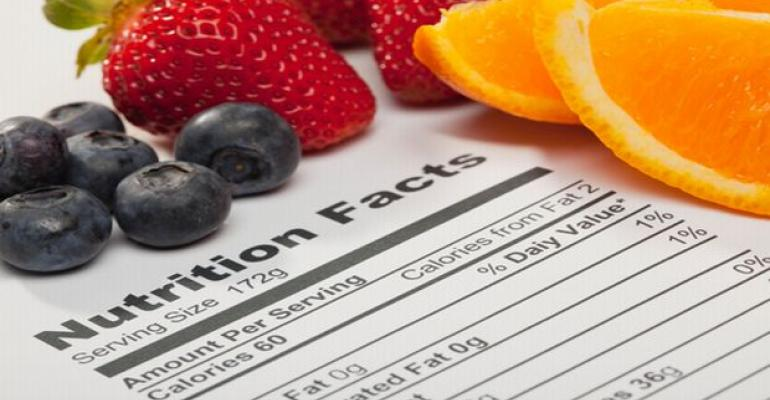 FDA Proposes Adding %DV for Added Sugars on Nutrition Facts Label