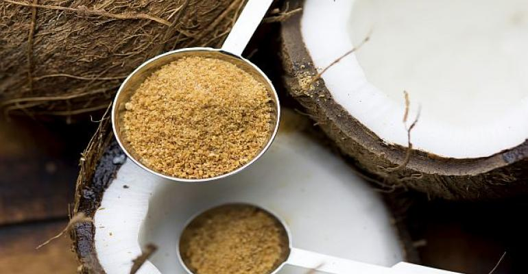 New food and beverage products_coconut sugar and stevia