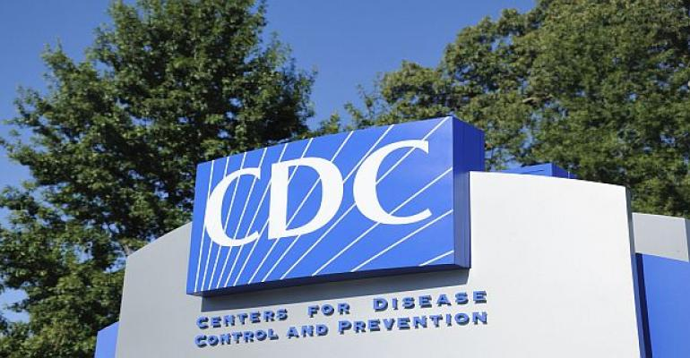States Differ Greatly in Number of Reported Outbreaks of Foodborne Illness