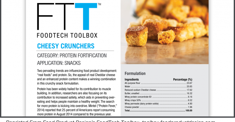 Cheesy Crunchers