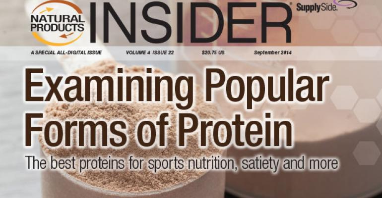 Popular Forms of Protein