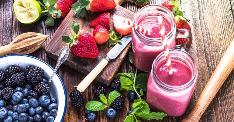 Various Antioxidant Ingredients