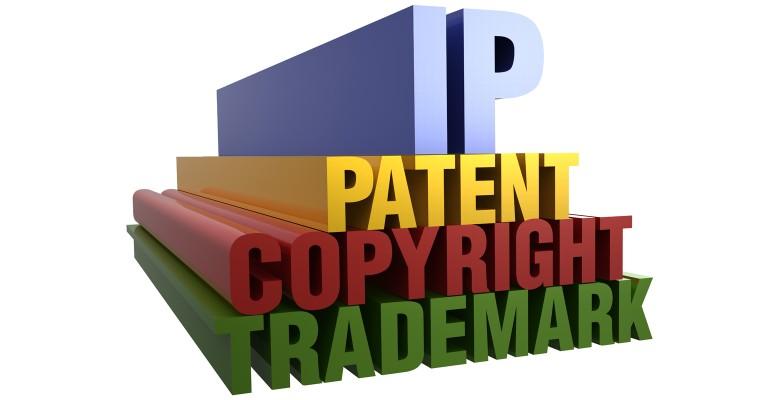IP, Patent, Copyright, Trademark
