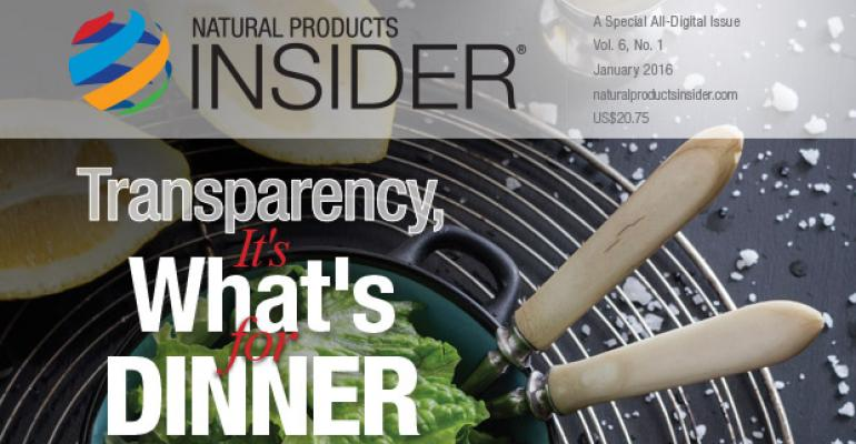 Clean label's shift from trendy request to industry standard