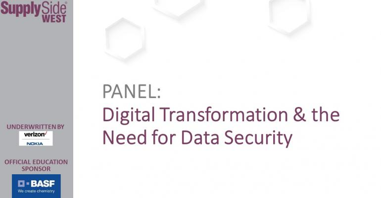 Digital Transformation & the Need for Data Security
