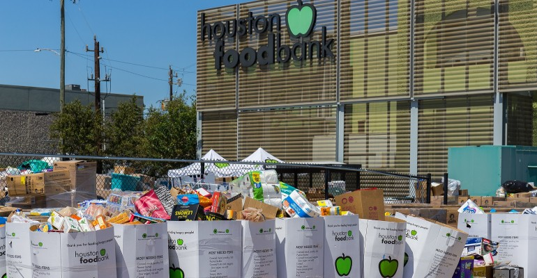 Editorial Use only -Houston Foodbank by michelmond / Shutterstock.com