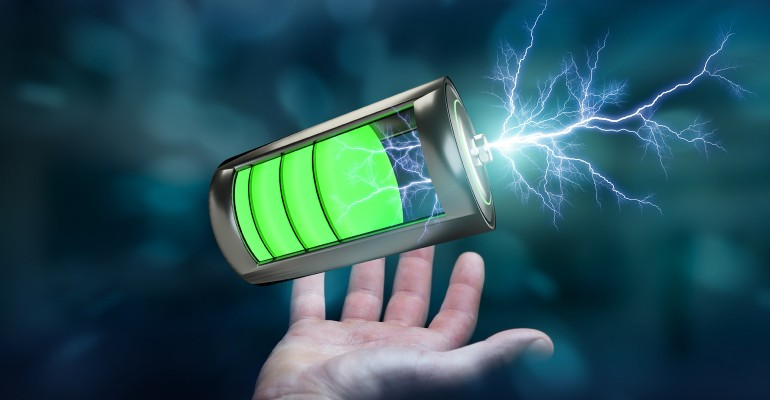 Energizing Health, Fully Charged Battery