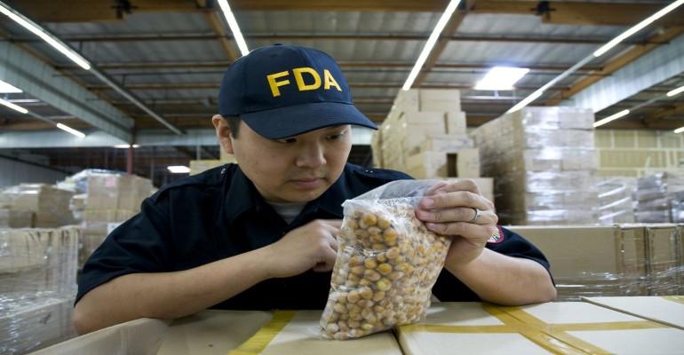 FDA Food Inspection 2020