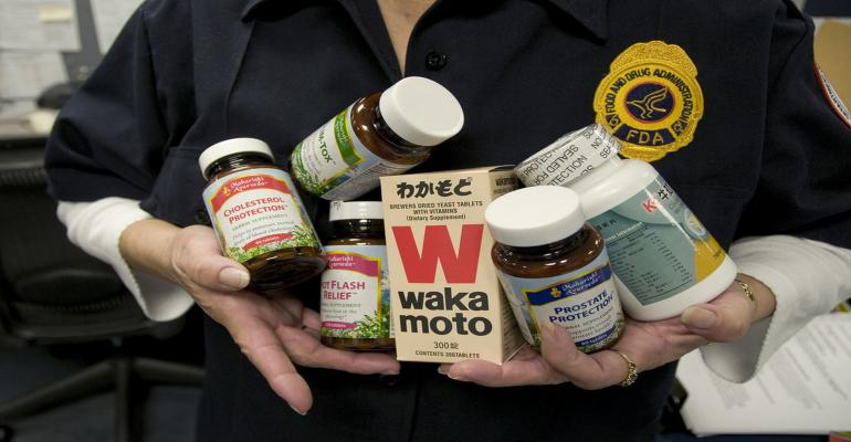 FDA tainted supplements 2019