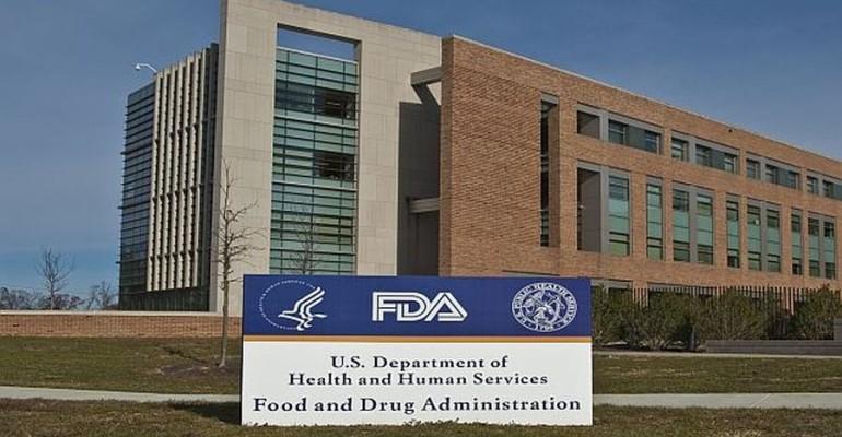 FDA building updated