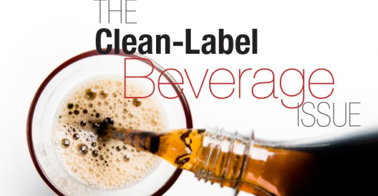 The Clean-Label Beverage Issue