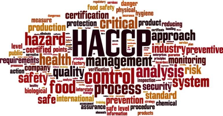 HACCP 2019