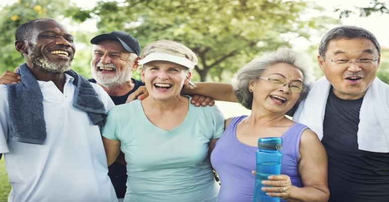 Healthy Aging 2019