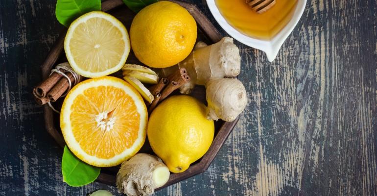 Various Immune Health Ingredients