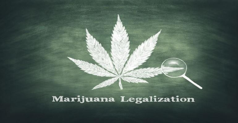 Marijuana legalization 2019